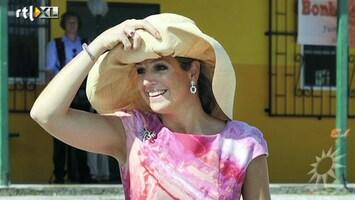 RTL Boulevard Koningin Máxima's nieuwe kledingstijl