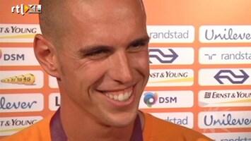 RTL Boulevard Blind vertrouwen: Dorian wordt gehuldigd