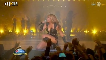 RTL Nieuws Beyoncé geeft spetterende show bij Super Bowl