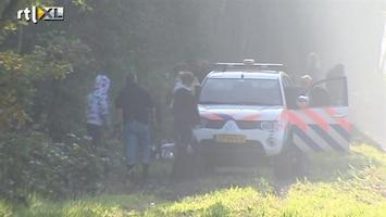 RTL Nieuws Verdachte Farida-zaak in bos