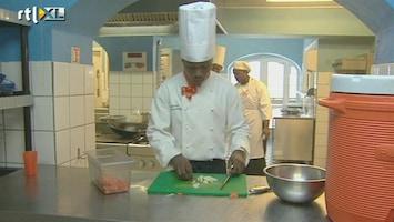 RTL Nieuws Van gevangene tot kok op Curaçao