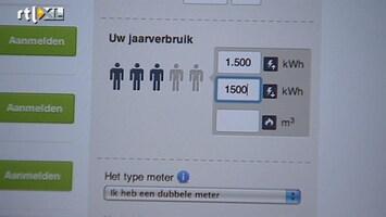 RTL Nieuws Meer energieoverstappers dan ooit