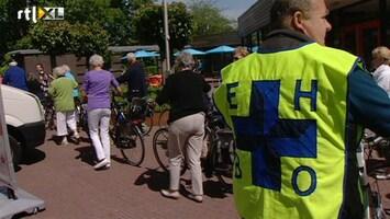 RTL Nieuws Fietscursus voor 50-plussers
