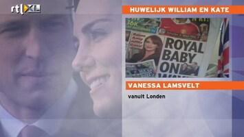 RTL Nieuws 'Royal Baby onderweg'