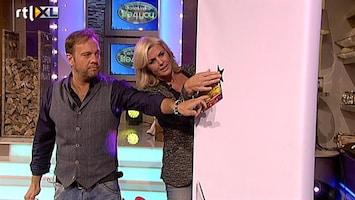 Carlo & Irene: Life 4 You - Carlo En Irene Testen Magnetisch Behang
