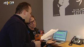 RTL Boulevard Eric van Tijn gaat langs bij Frans Bauer