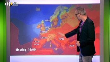 RTL Weer Vakantie Update 09 juli 2013 12:00 uur