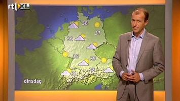 RTL Nieuws Vakantieweer met Reinier van den Berg