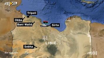 RTL Nieuws Overgangsraad Libië nu in Tripoli
