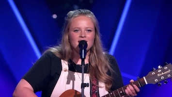 The voice of Holland: Sophia Kruithof - Vincent (fragment)