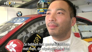 RTL GP: WTCC Darryl O'Young over Tom Coronel