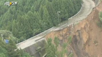 RTL Nieuws 25 doden in Japan door tyfoon