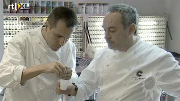 RTL Boulevard Premiere El Bulli; Cooking In Progress
