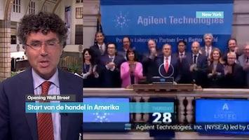 Rtl Z Opening Wall Street - Afl. 104