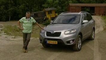 RTL Autowereld Hyundai Santa Fe