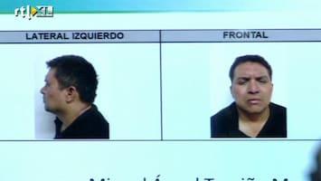 RTL Nieuws Kopstuk uit Mexicaanse drugswereld opgepakt