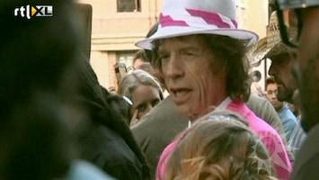 RTL Boulevard Superband Mick Jagger