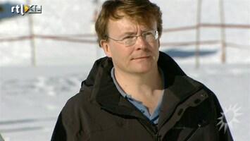 RTL Boulevard Lech herdenkt skiongeluk prins Friso