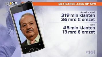 RTL Nieuws KPN komt mogelijk in buitenlandse handen