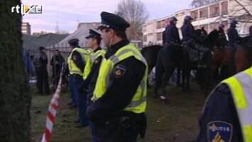 Editie NL Politie trekt actievoerders weg bij tentenkamp Osdorp