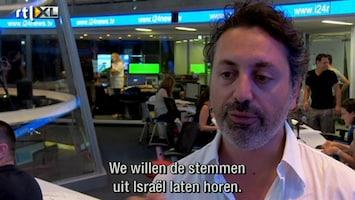 RTL Nieuws 'We willen de stemmen uit Israël laten horen'