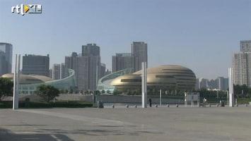 RTL Nieuws China staat vol met gloednieuwe spooksteden
