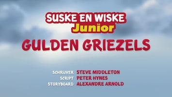 Suske En Wiske Junior - Gulden Griezels