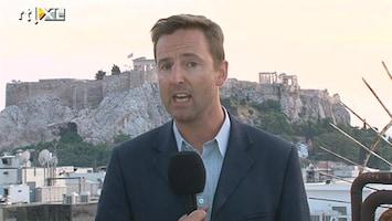 RTL Nieuws Verslaggever over de Griekse spagaat