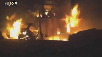 RTL Nieuws Zeker 19 doden bij ontploffing tankauto Mexico