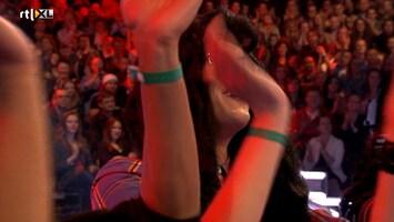 The Voice Of Holland - Uitzending van 12-11-2010