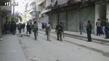 RTL Nieuws Rusland gelooft in winst oppositie Syrië
