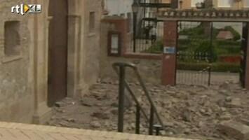 RTL Nieuws Meerdere doden bij aardbeving Spanje