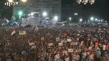 RTL Nieuws Nieuwe confrontatie dreigt in Caïro