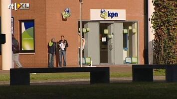 RTL Z Nieuws Telecom-analist: Blok drukt met reorganisatie zijn stempel op KPN
