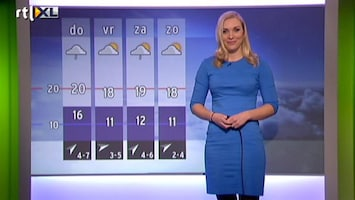 RTL Weer Buienradar Update 12 juni 2013 16:00 uur