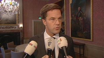RTL Nieuws Plan 'euro-eurocommissaris' Rutte valt goed