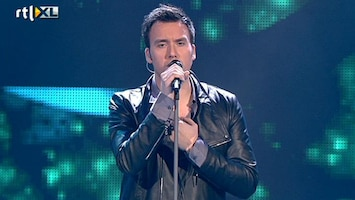 The Voice Of Holland: The Results Chris Hordijk - Time After Time