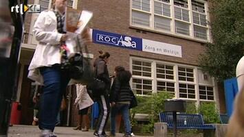 RTL Nieuws 100.000 leerlingen op bijna failliete school