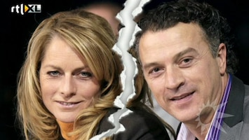 RTL Boulevard Milika Peterzon en Jurgen Smit uit elkaar