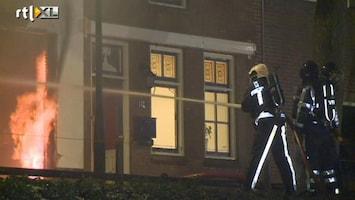 RTL Nieuws Grote brand in shoarmazaak Middelharnis