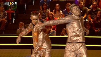 Everybody Dance Now Is Elastic Double beter geworden?