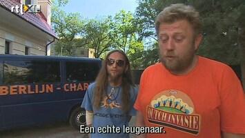 RTL Nieuws Alternatieve Oranjecamping ten onder aan geruzie