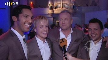 RTL Boulevard LA The Voices viert release nieuwe album