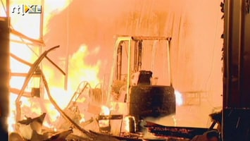 RTL Nieuws Storing Vodafone door grote brand