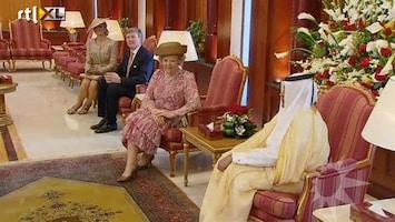 RTL Boulevard Beatrix richting Dubai en Oman