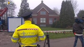 RTL Nieuws Politie schermt huis verdachte zaak-Vaatstra af