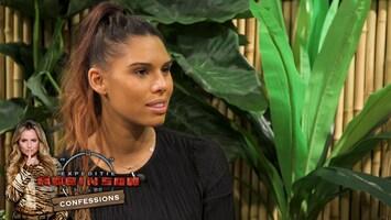 Robinson Confessions: afvaller Natassia klapt uit de school