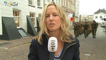 RTL Nieuws Laatste dag Vierdaagse is eindelijke een droge