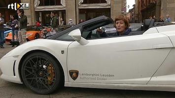 RTL Nieuws Lamborghini viert 50-jarig bestaan