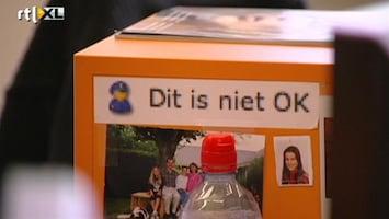 RTL Nieuws Scholen wettelijk verplicht om pesten aan te pakken